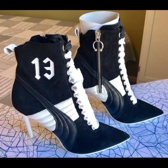 Puma Puma Puma Schuhes   Fenty By Rihanna High Heel Sneaker Us 75   Poshmark e6195d